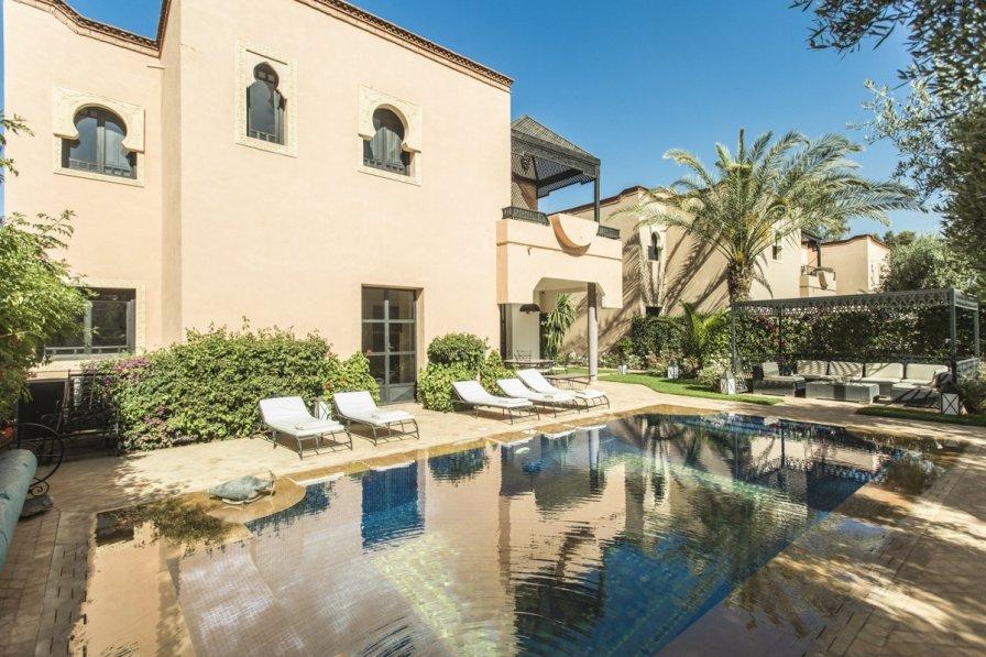 Owners abroad Villa Khadija