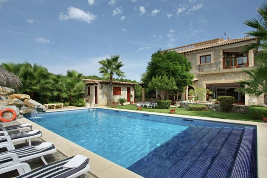 Villa in Spain, S'Obac