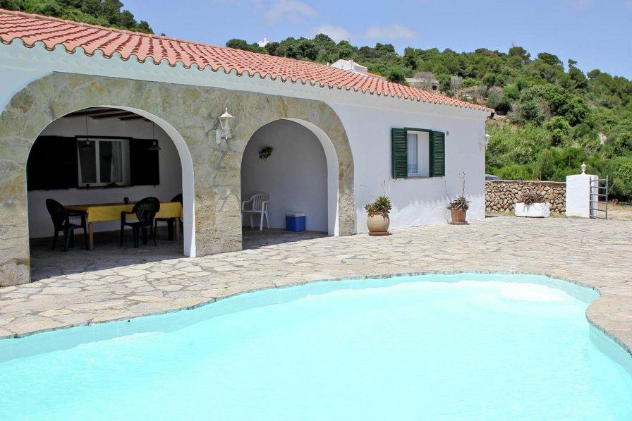 Villa in Spain, Es Mercadal