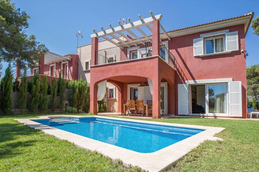 Villa in Spain, Cala Pi