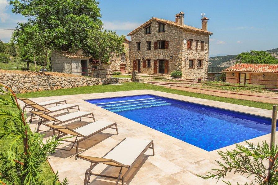 Cottage in Spain, Vallcebre