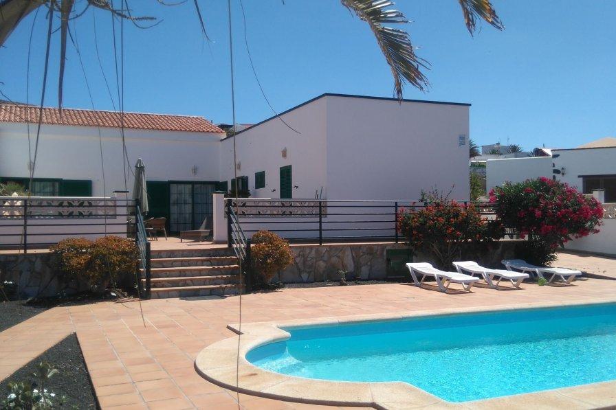 Villa in Spain, La Oliva