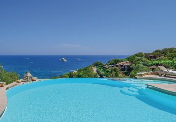 8 bedroom Villa for rent in Porto Rotondo