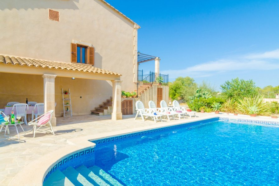 Villa in Spain, Vilafranca de Bonany