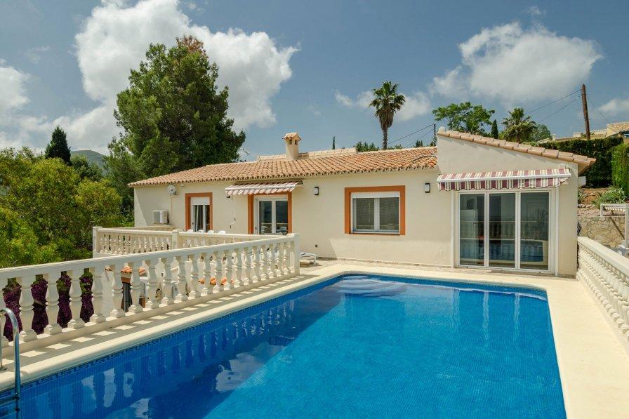 Villa in Spain, Orba