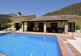 Villa in Alcaucín, Spain