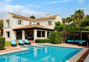 4 bedroom Villa for rent in San Roque