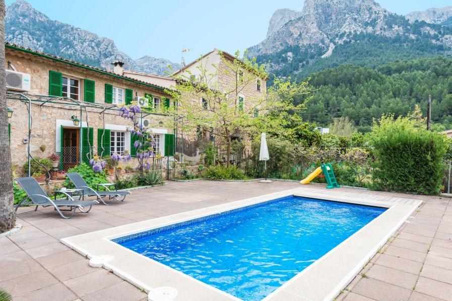 Villa in Spain, Biniaraix