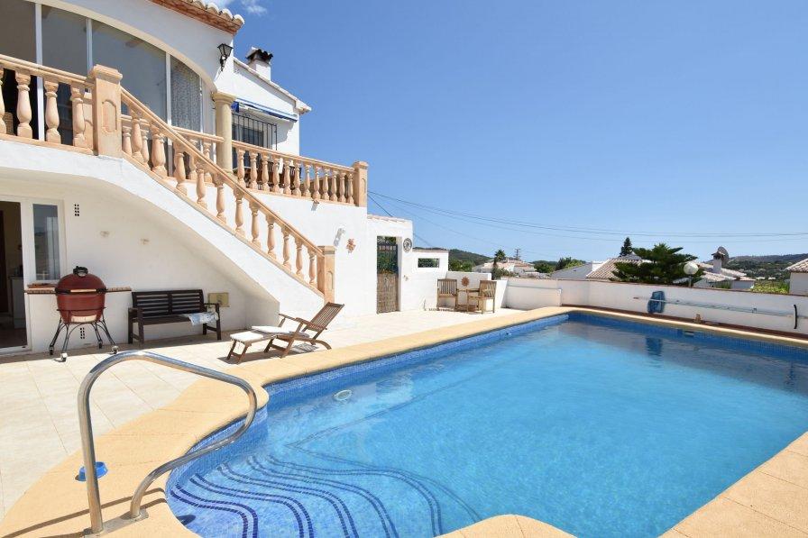Villa in Spain, Les Fonts