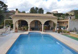 Villa in Finestrat, Spain