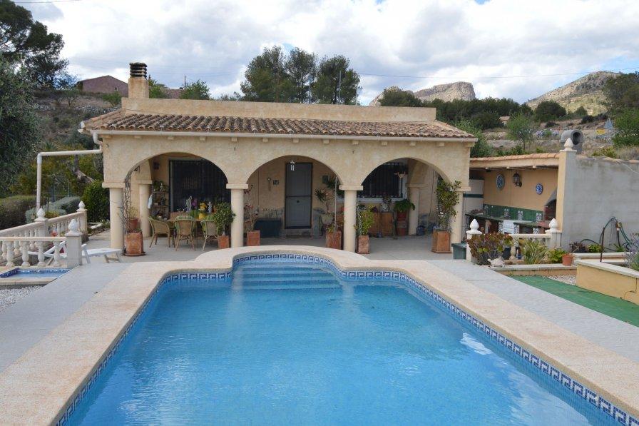 Villa in Spain, Finestrat