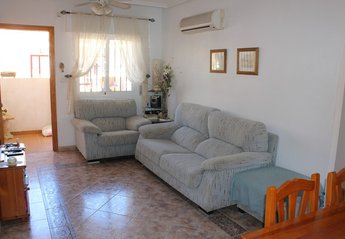 Duplex Apartment in Spain, La Zenia: Lounge area