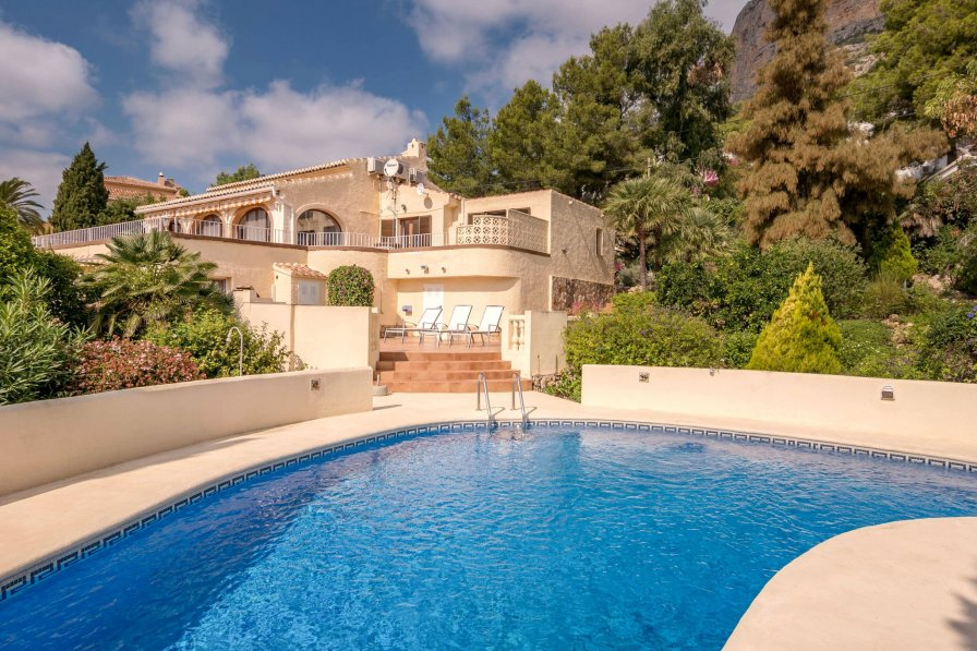 Villa in Spain, La Ermita