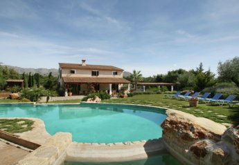 6 bedroom House for rent in Pollenca/Pollensa