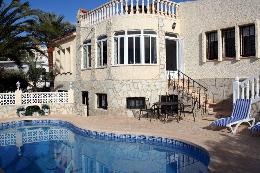 Villa in Spain, Coveta Fuma