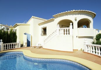 2 bedroom House for rent in Moraira