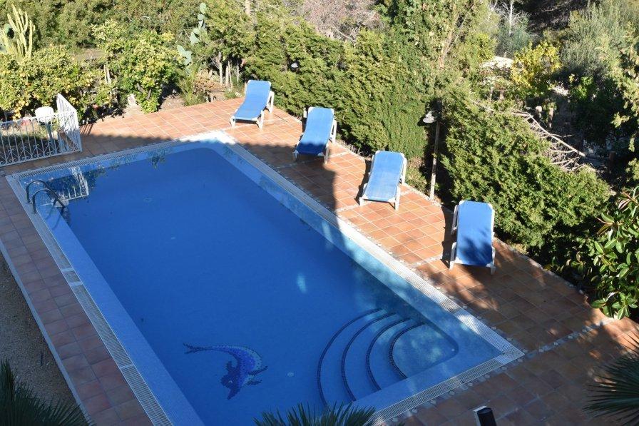 Villa in Spain, El Planet