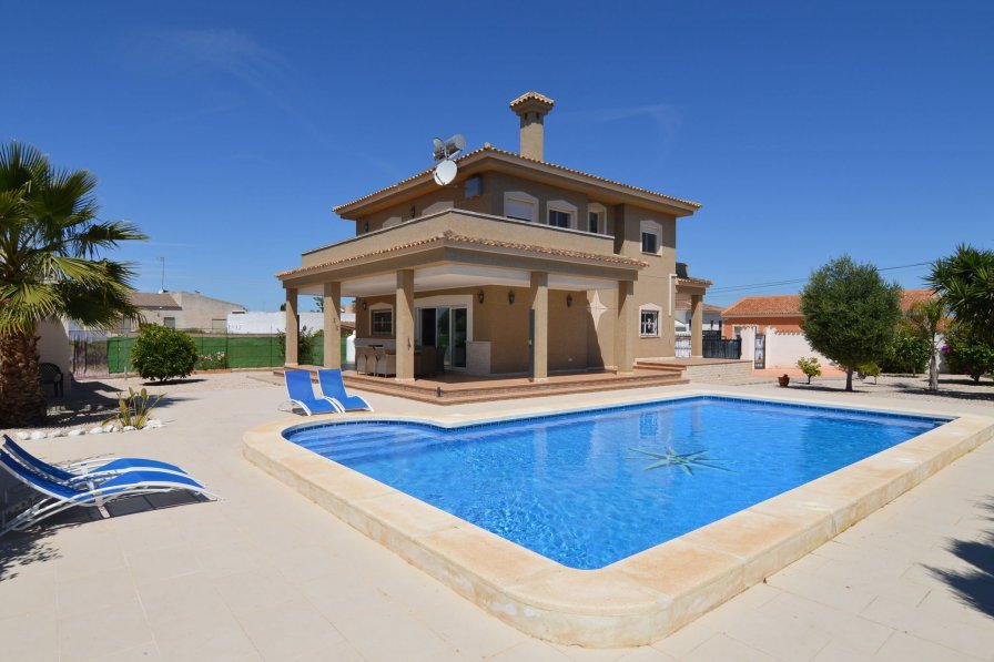 Villa in Spain, Marina-Oasis