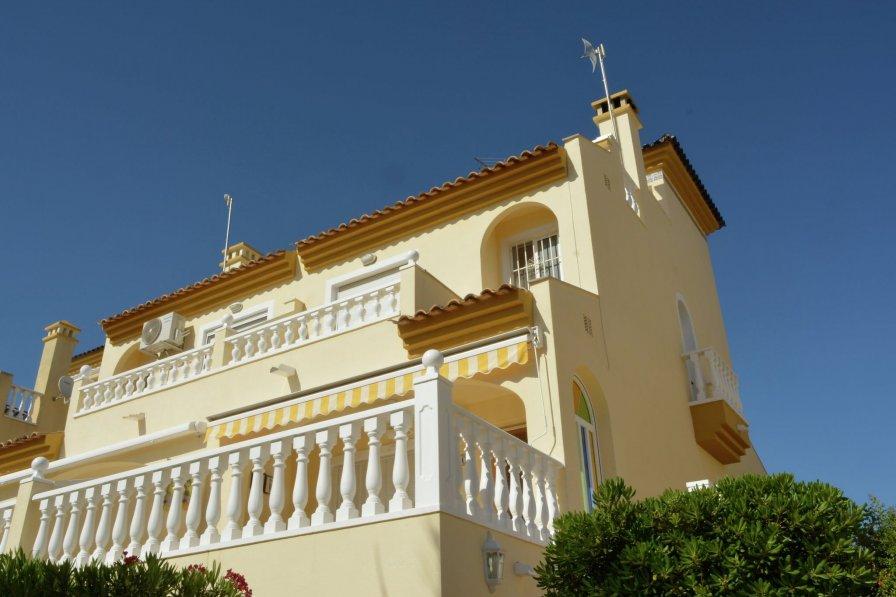 Villa in Spain, Urbanización Benimar