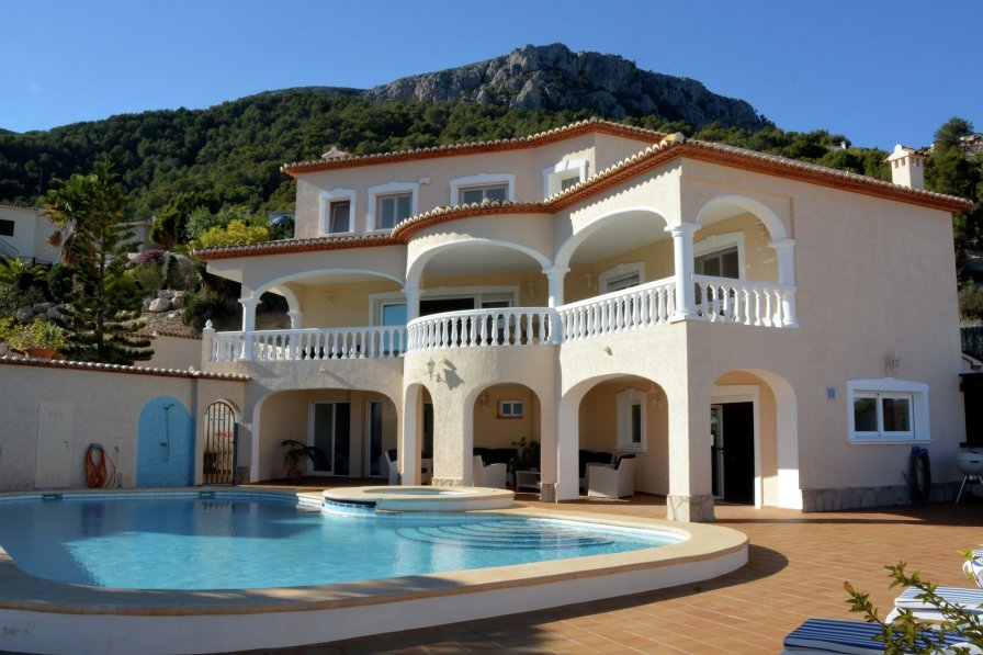 Villa in Spain, Calpe