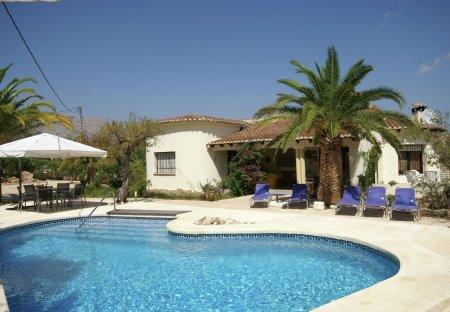 Villa in Parcent, Spain