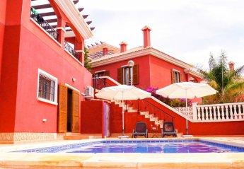 5 bedroom House for rent in Benidorm