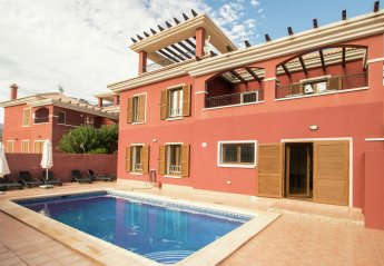 5 bedroom House for rent in Benidorm