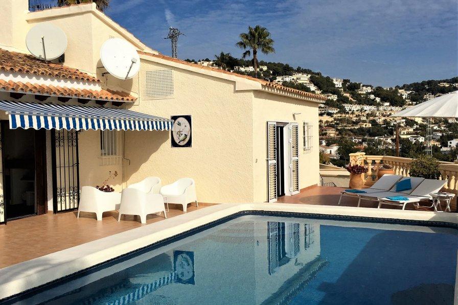 Villa in Spain, San Jaime