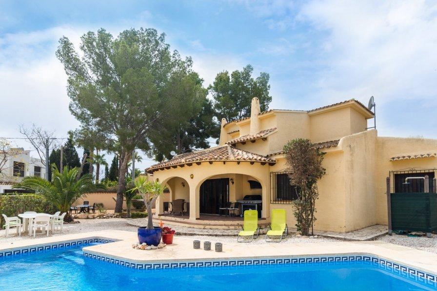Villa in Spain, Cap Blanc