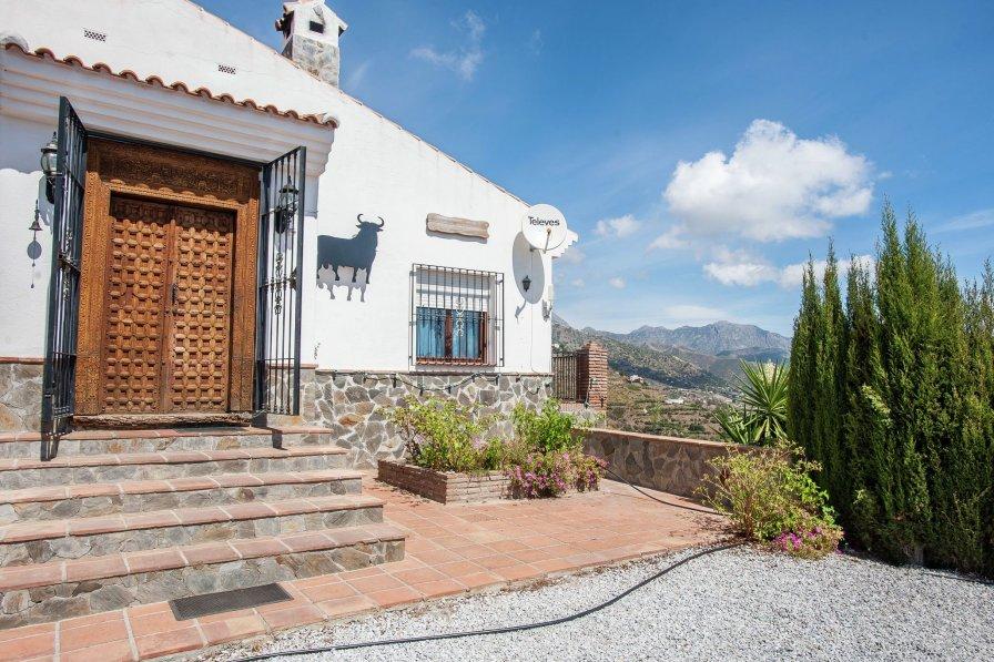Cottage in Spain, Cómpeta