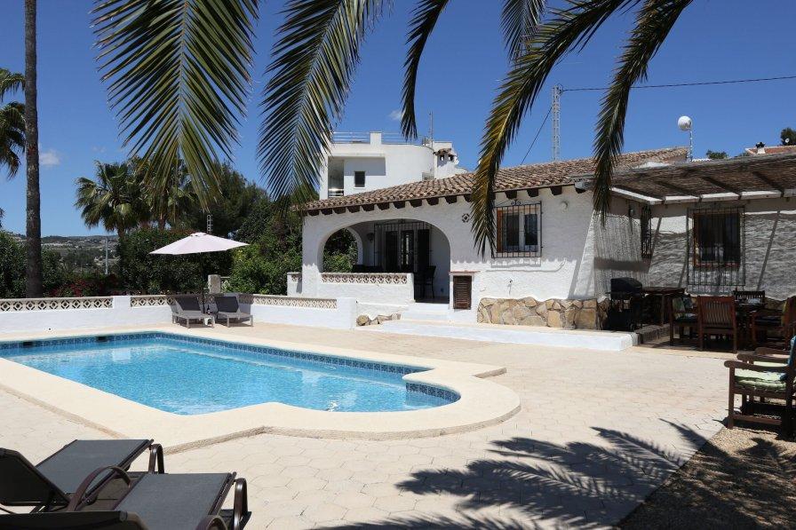 Villa in Spain, Paitxi