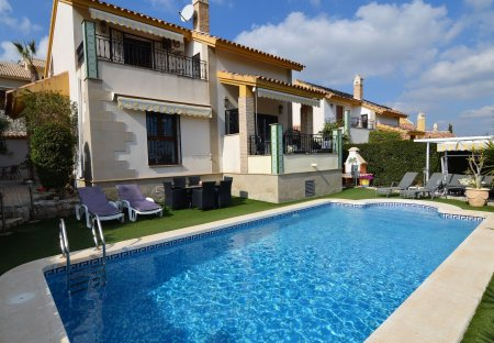 Villa in Club de Golf La Finca, Spain