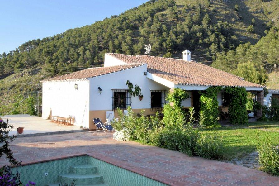 Villa in Spain, Canillas de Aceituno