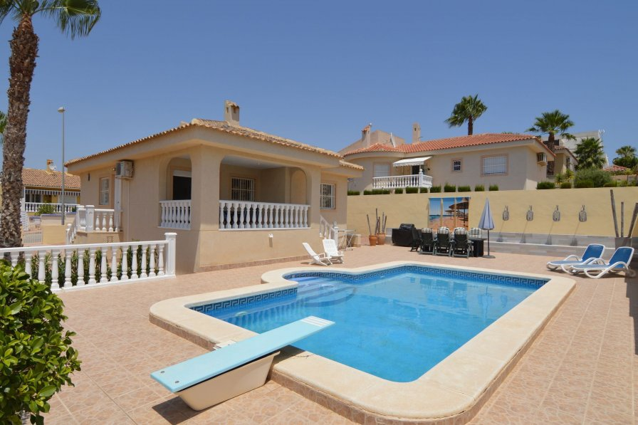 Villa in Spain, Rojales