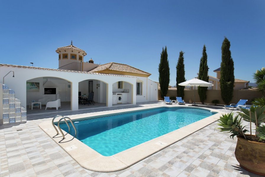 Villa in Spain, Mazarrón Country Club