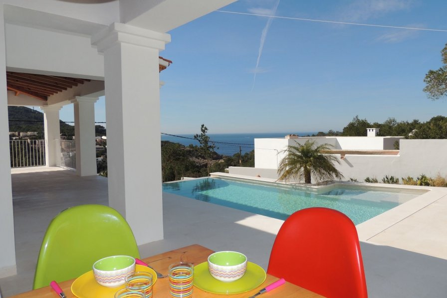 Villa in Spain, Cala Vadella
