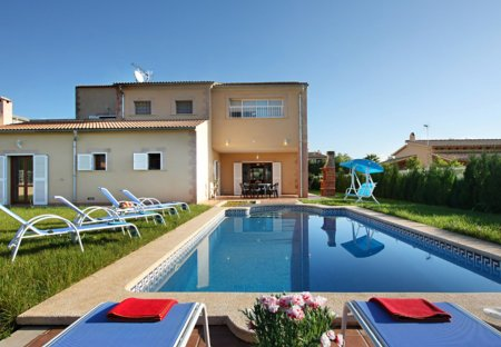 Villa in S'Obac, Majorca