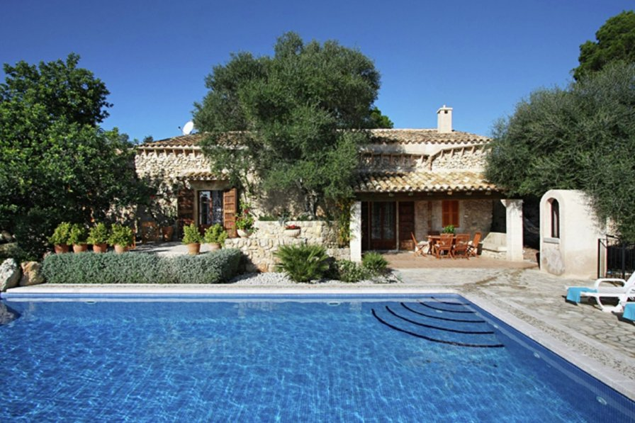 Villa in Spain, Sineu