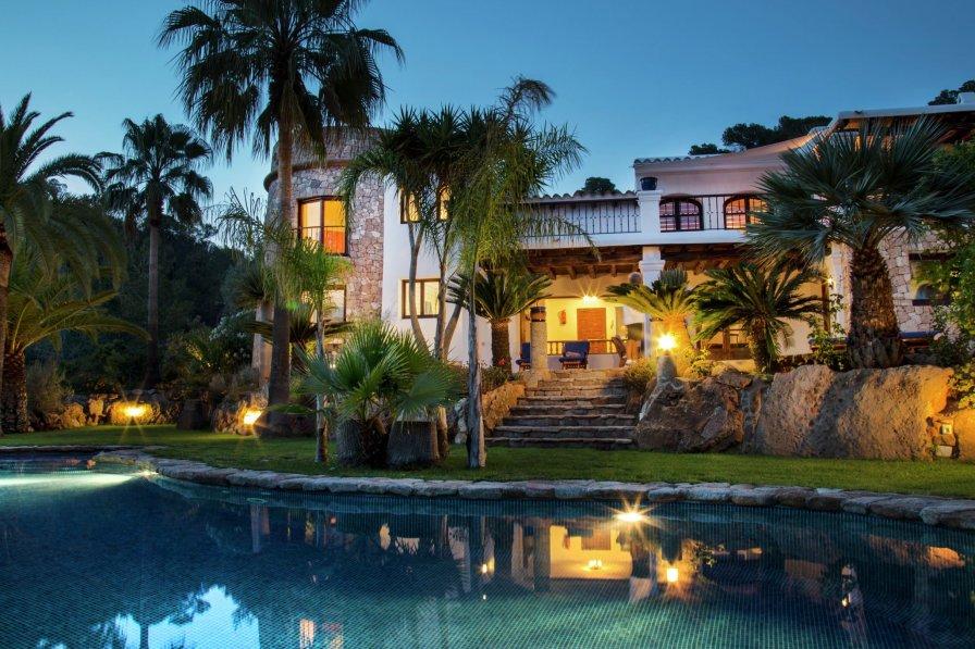 Villa in Spain, Santa Eulària des Riu