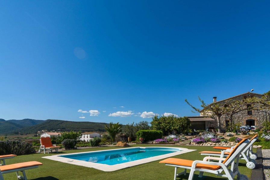 Villa in Spain, El Maset dels Cosins
