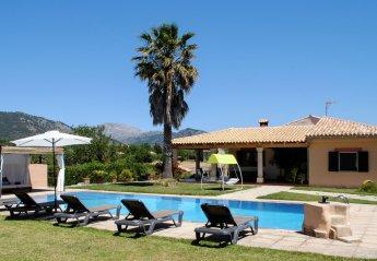 4 bedroom Villa for rent in Selva