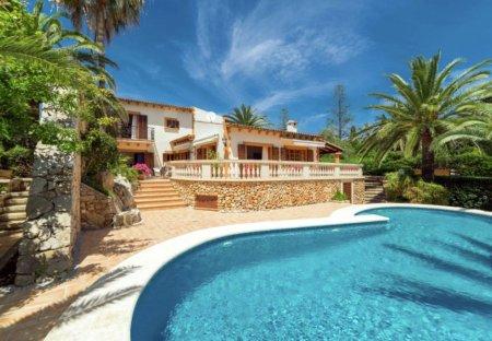 Villa in Port Nou, Port Verd i Port Vell, Majorca