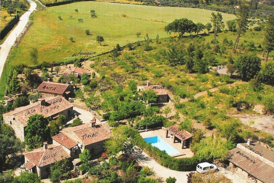 Farm house in Spain, Valencia de Alcántara