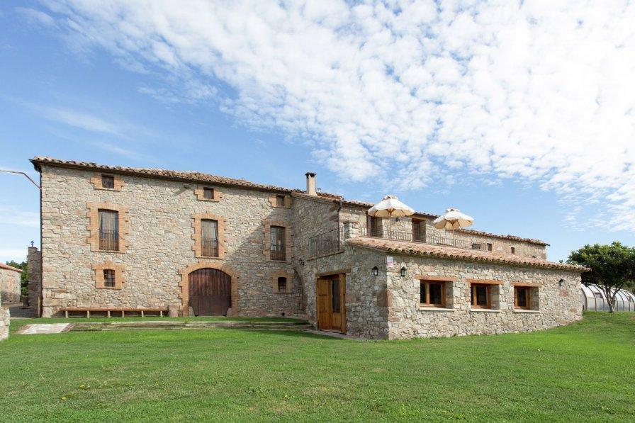 Cottage in Spain, Moià