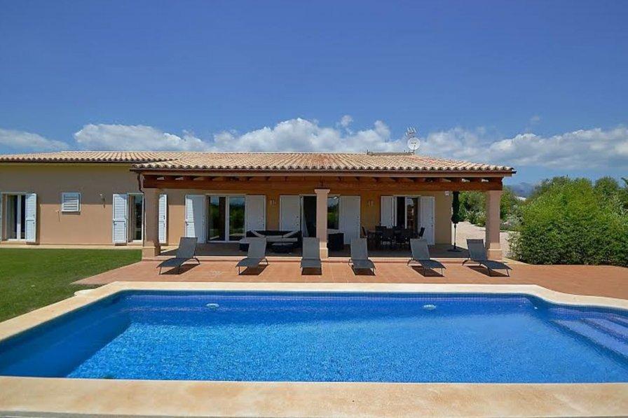 Villa in Spain, Binissalem