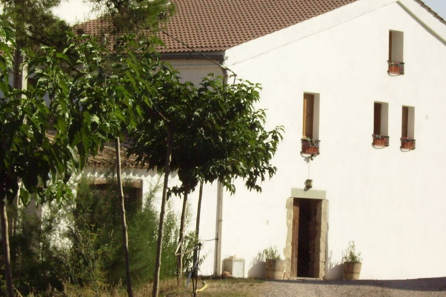 Cottage in Spain, Set-Rengs