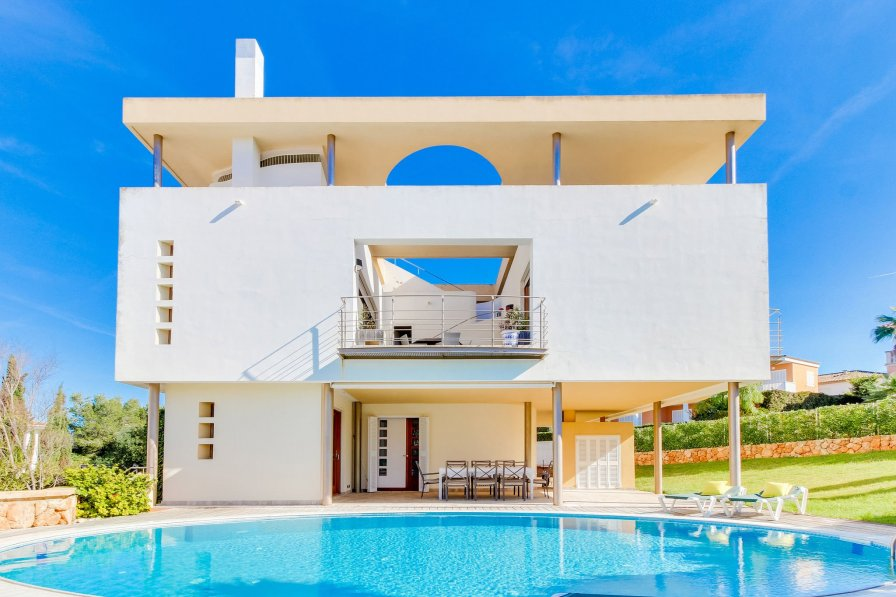 Villa in Spain, Son Verí Nou
