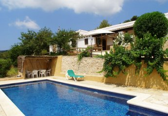 5 bedroom House for rent in Sant Josep de sa Talaia