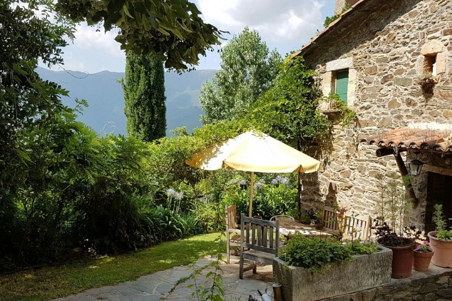 Cottage in Spain, Montseny
