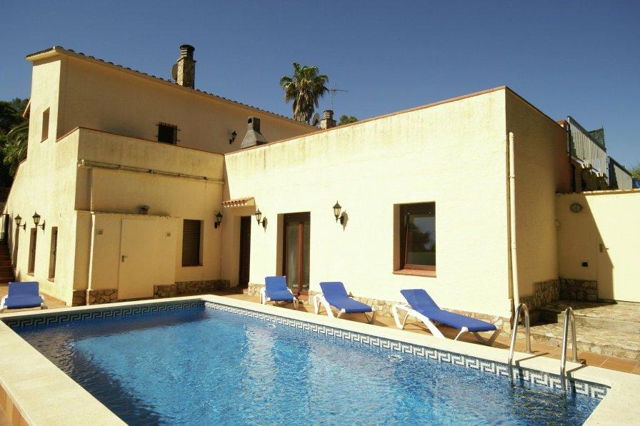 Villa in Spain, El Mas Tomasí